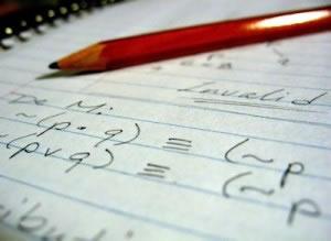 Tipos de Evaluación, razonamiento matemático