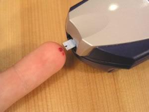 La diabetes requiere medir la glucosa