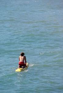 Surf es un tipo de deporte