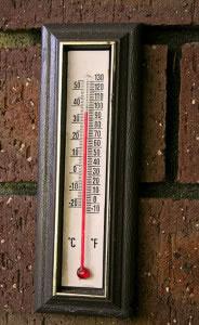 Tipo de Termómetro más común