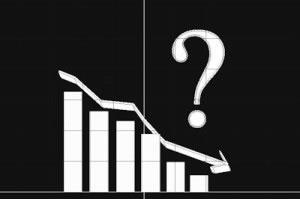 Gráfica de inversión e investigación de mercados