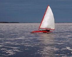 El velero es un deporte donde se usa una máquina