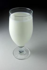 La leche es un tipo de emulsión