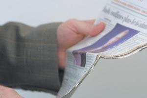 Periódico como fuente de información