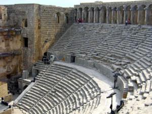 Tipo de teatro griego