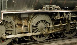 Tipo de motor a vapor de locomotora