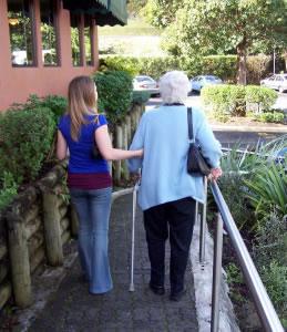 Persona con edad avanzada