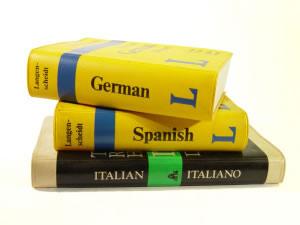 Diccionario de idiomas