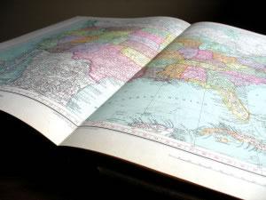 Mapa, cartografía