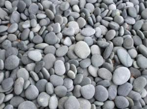 Piedras color gris