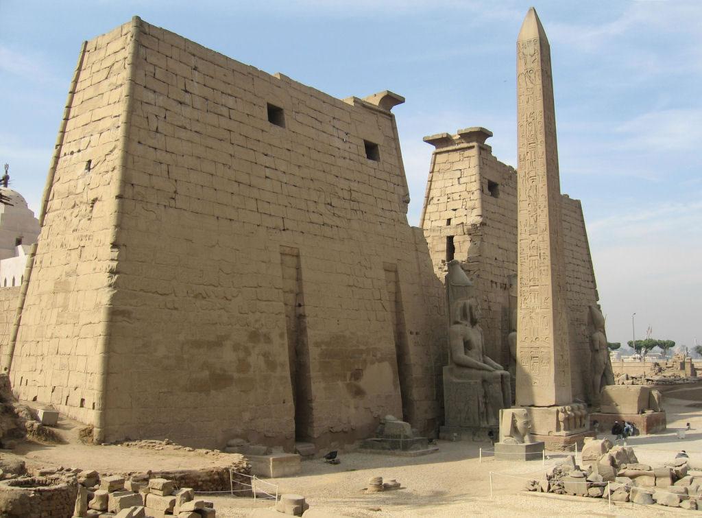 Tipos de arquitectura for Arquitectura de egipto