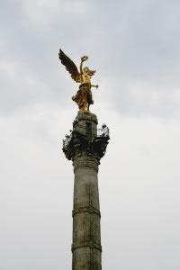 Ángel Independencia en México