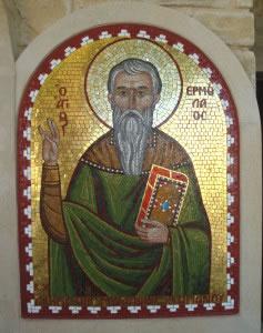 Santo ortodoxo