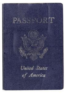 Pasaporte de los Estados Unidos de América