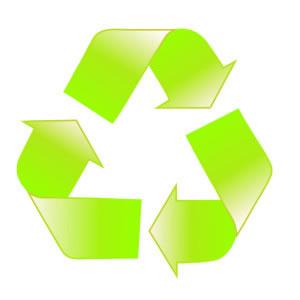 Flechas de reciclaje