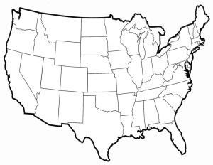 División de los Estados Unidos