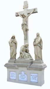 Estatuas cristianas