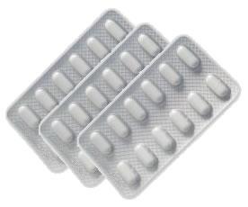 Hormonas en pastillas