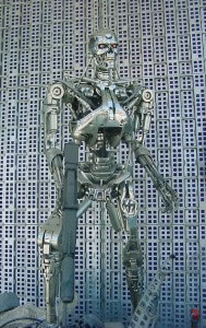 Robot tipo androide