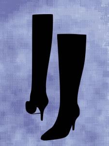 Botas femeninas de alta calidad para vestir