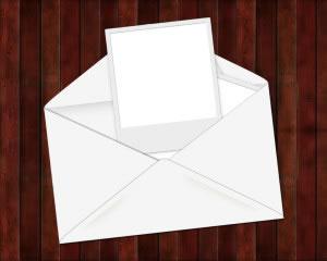 Pueden entregarse mediante el correo, o por otros medios, como la entrega personal.