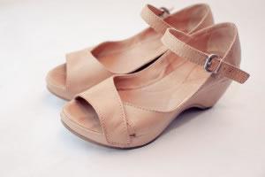 Zapatos abiertos para mujer