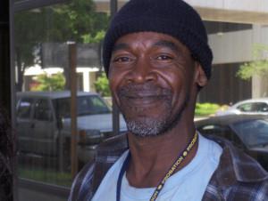 Hombre de raza negra