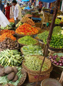 venta de frutas y legumbres