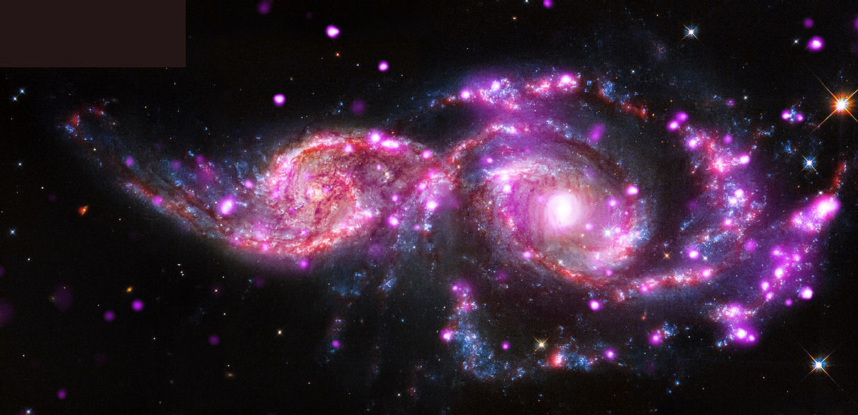 Tipos de galaxias for Foto galassie hd