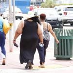 mujeres con exeso de grasa