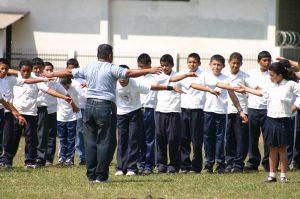 Clases de educación física