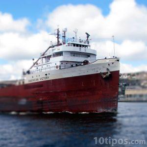 Barco de acero