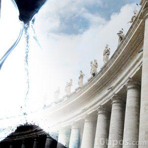 El paso del tiempo en Roma