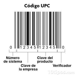 Código UPC