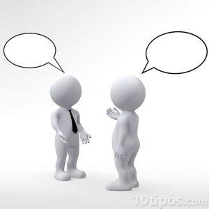 Dialogo entre colaboradores