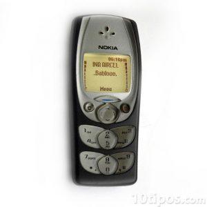 Celulares convencionales marca Nokia
