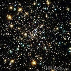 espacio con estrellas y galaxias