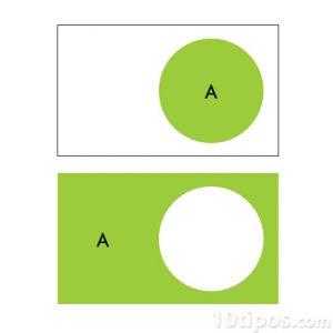 Ejemplos de conjuntos universales de A