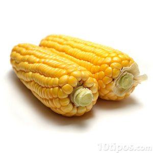 Choclo o maíz horneado