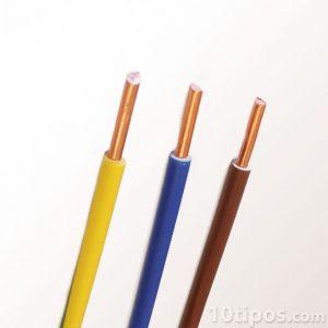 Cables que se usan para la electricidad