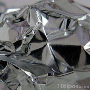 Aluminio arrugado