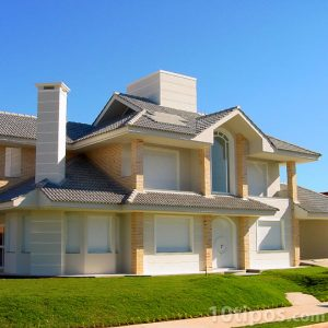 Casa típica americana