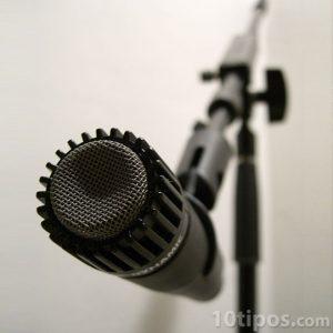 Microfono profesional