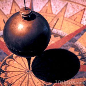 Pendulo de metal