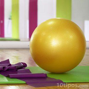 Equipo para realizar ejercicios de yoga