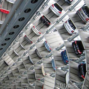 Estacionamiento automatizado de automóviles