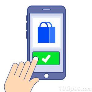 Compra por dispositivos móviles