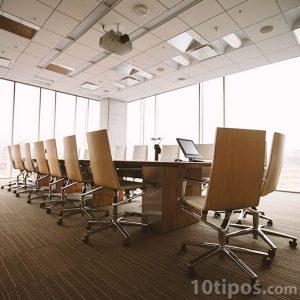 Sala de juntas para reuniones de trabajo