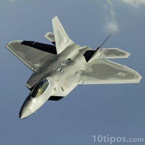 Avión de caza para combate
