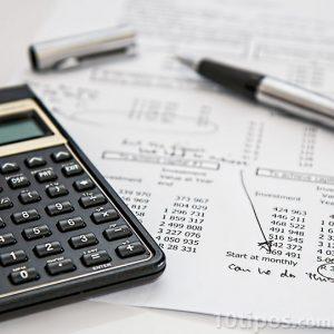 Estado de financiero impreso